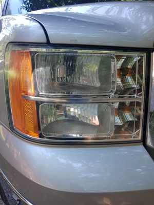 2007-UP Gmc Sierra oem headlights and taillights for Sale in East Point, GA