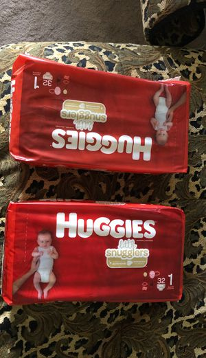 Huggies 2 for 10 size 1 diapers for Sale in Palm Springs, FL