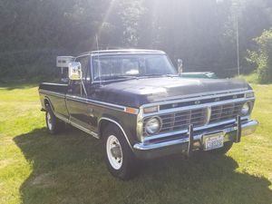 1973 F350 SUPER Camper special for Sale in Stanwood, WA