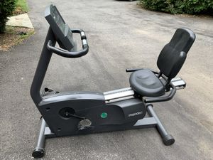 Precor C846 recumbent exercise bike for Sale in Rockville, MD