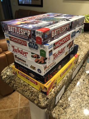 Board games for Sale in Fort Myers, FL