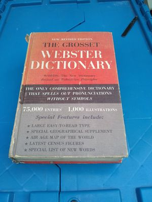 The Grosset Dictionary for Sale in Milton, FL