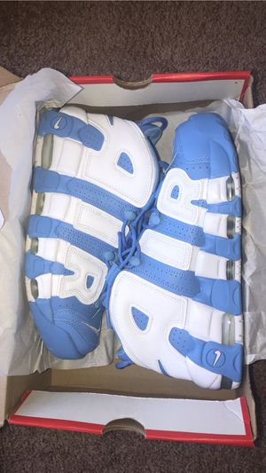 """Air More Uptempo """"University Blue"""" Size 9.5 for Sale in Lanham, MD"""