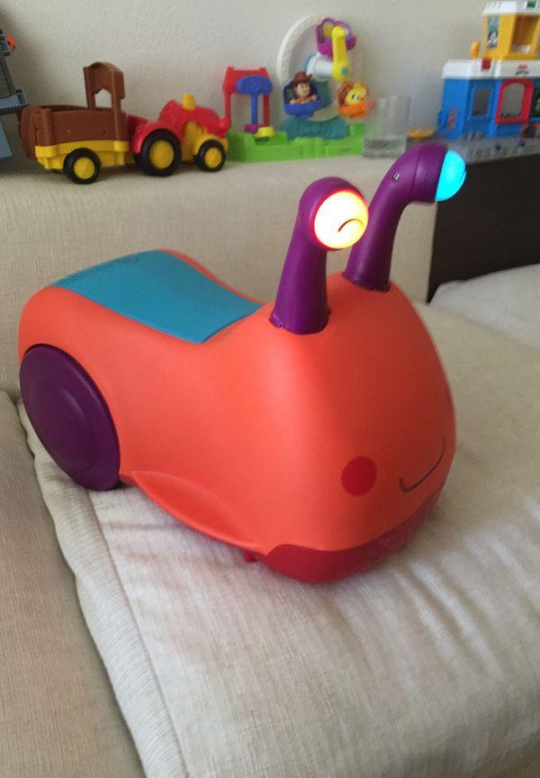 $14 Target brand toddler ride on push bug