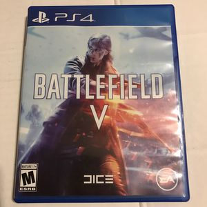 Ps4 Battlefield V 5 Game Complete Tested Clean for Sale in Los Angeles, CA