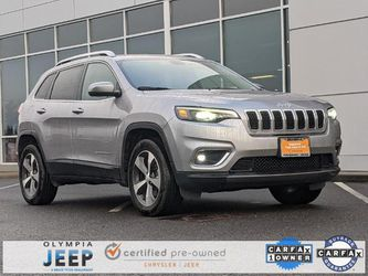 2020 Jeep Cherokee for Sale in Olympia,  WA