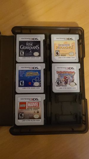 Nintendo 3DS and DS games for Sale in Corona, CA