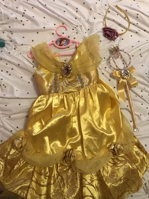 Belle Costume for Sale in Mansfield, TX