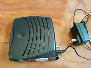 Motorola Surfboard Modem for Sale in Spring Valley, CA