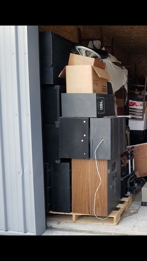 Misc. Pro Audio Speakers, Amps for Sale in Hicksville, OH