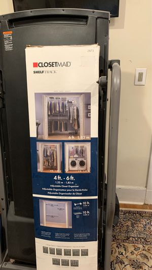 Closet organizer new in box for Sale in Mahwah, NJ