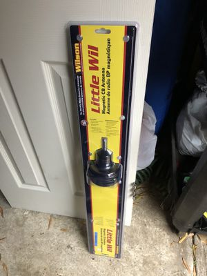 Cb antenna .wilson little wil for Sale in UNIVERSITY PA, MD