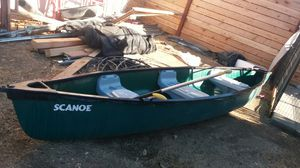 Canoe for sale for Sale in Bakersfield, CA