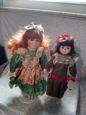 Porcelain Doll Collection for Sale in Marietta, OH