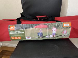 Personal canopy 6x 4 ft for Sale in Downey, CA