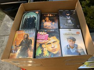 DVD Collection (200 Titles!!) for Sale in Fresno, CA