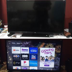 """32"""" TCL ROKU SMART TV for Sale in Dallas, TX"""