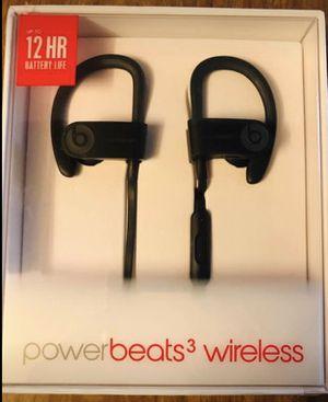 Beats powerbeats3 wireless for Sale in San Diego, CA