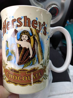 Hershey's Chocolate coffee mug. for Sale in Ontario, CA