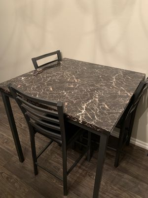 granite kitchen table for Sale in Moore, OK