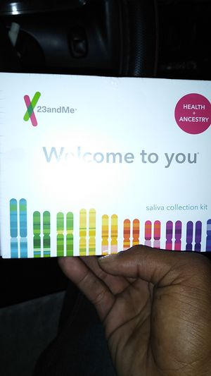 23 and Me Dna Health and Ancestry kit for Sale in Victorville, CA