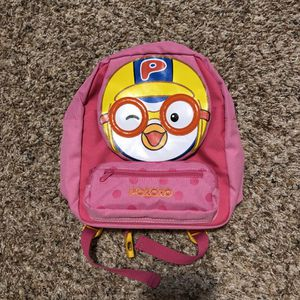 Pororo Face Safety Harness Pink Backpack - New for Sale in Seattle, WA
