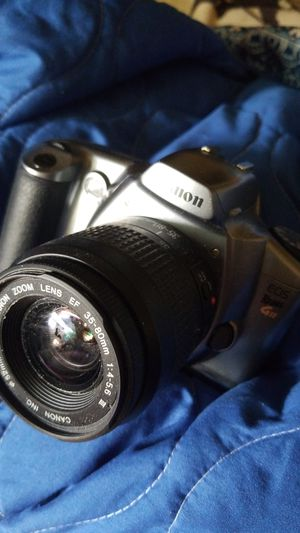Canon EOS Rebel GII SLR Camera w 35-80mm Lens for Sale in Columbus, OH