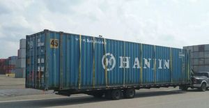 Amazing Deals on Used 45' HC Portable Storage Containers for Sale in Butte, MT