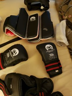 American Karate Institute Child's Small Karate Gear.. for Sale in Fort Lauderdale,  FL
