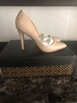 Charles David Nude Smooth Heels for Sale in Miami, FL