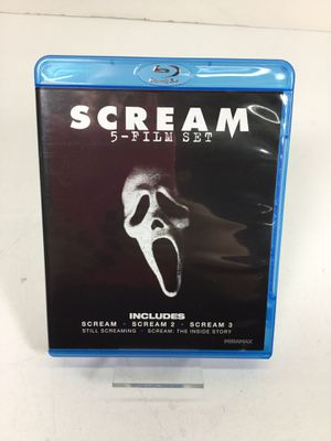 Scream 5-Film Set Box Set for Sale in Auburn, WA