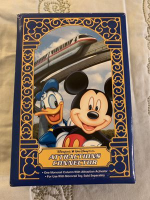 Disney Monorail Attractions Connectors for Sale in Davenport, FL