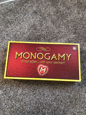 """Monogamy"" Board Game for Sale in Fontana, CA"