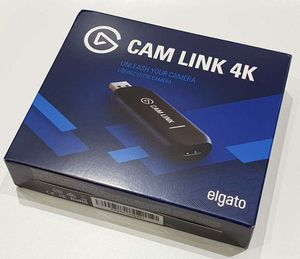 Elgato Cam link 4K for Sale in Stamford, CT