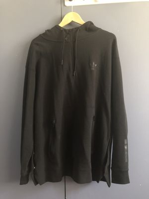 Adidas Parka style pull over hoodie for Sale in Pasadena, CA