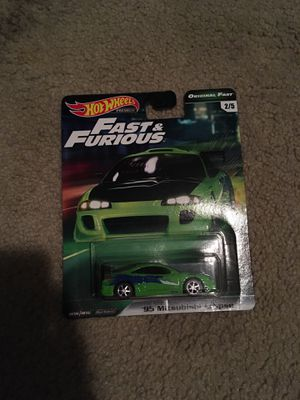 Fast and furious hot wheels for Sale in San Diego, CA
