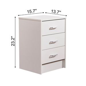 Home office storage cabinet night stand reception storage organize drawers for Sale in Commerce, CA