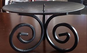 Iron Candle Holder for Sale in Chicago, IL