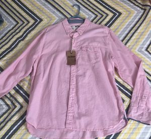 Casual Pink Button Down (L) for Sale in Leesburg, VA