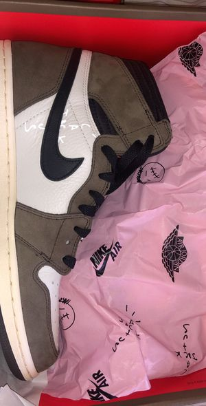 Travis Scott Air Jordan 1 for Sale in Aurora, CO