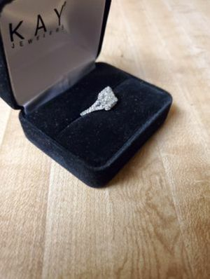Engagement ring and wedding band for Sale in Oklahoma City, OK