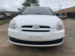 2008 Hyundai Accent clean title 58000 miles for Sale in Houston, TX