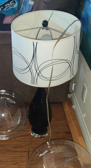 Big Table lamp for Sale in San Diego, CA