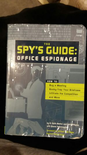 Spy book for Sale in Arcadia, CA
