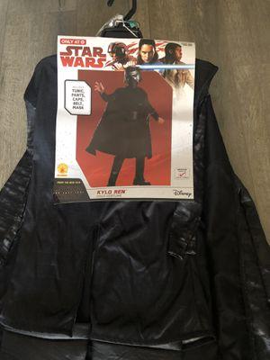 Star Wars Kylo Ren Costume. Brand New. Size 5-7 years old. for Sale in Murrieta, CA