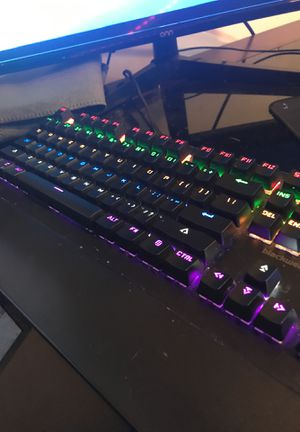 BlackWeb Mechanical Keyboard for Sale in McDonald, PA