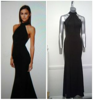 Black Wedding Party Maxi Trumpet dress for Sale in Whittier, CA