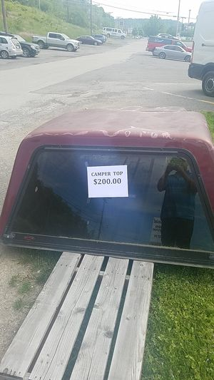 Camper Top for Sale in Morgantown, WV