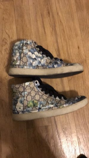 Gucci high tops size 10 for Sale in San Diego, CA