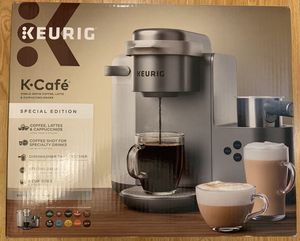 Keurig® K-Café™ Special Edition Single Serve Coffee, Latte & Cappuccino Maker for Sale in Issaquah, WA